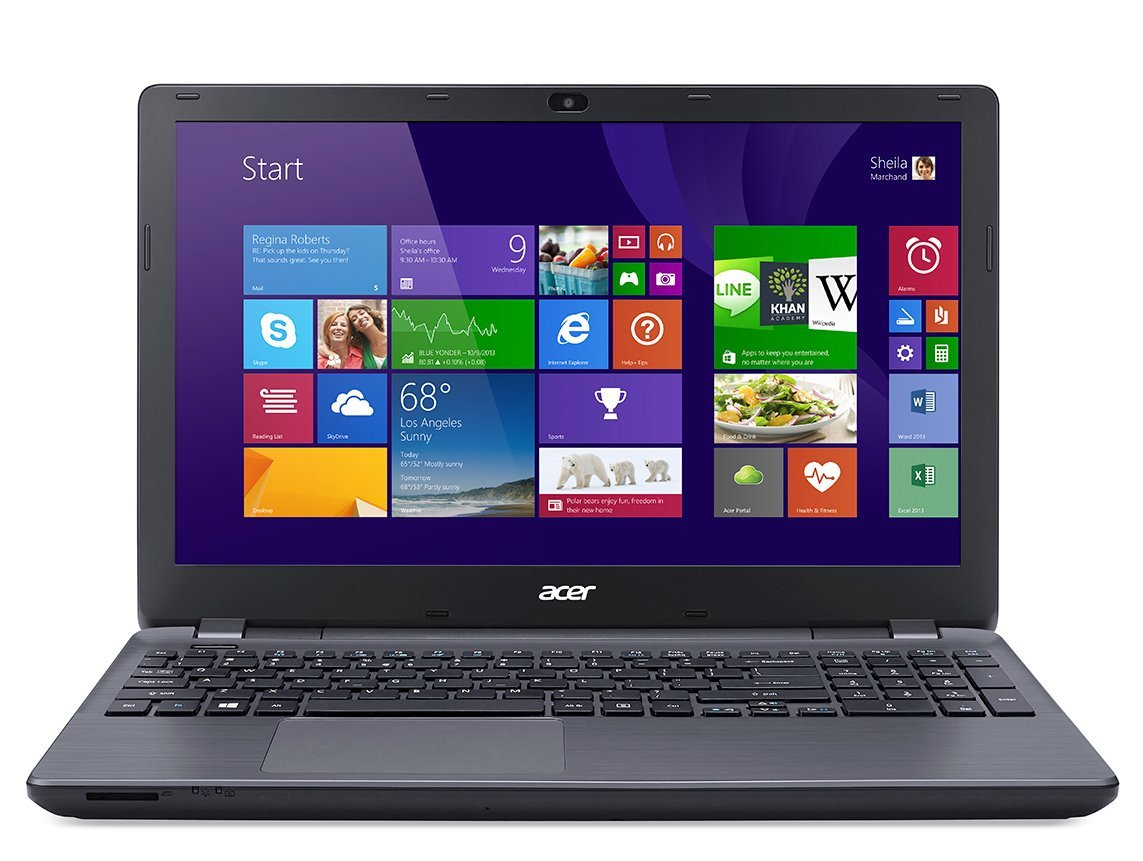 Image result for Acer Aspire E 15 specs