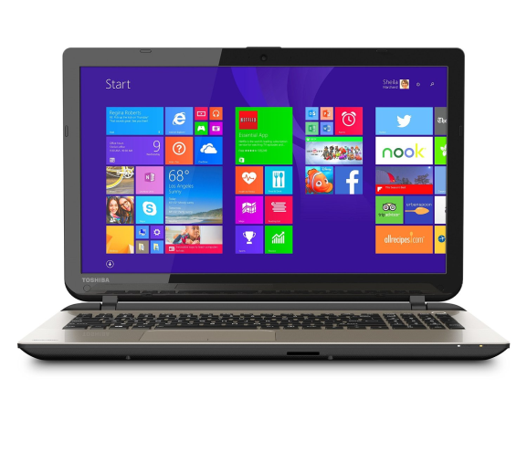 Toshiba laptop resume from standby